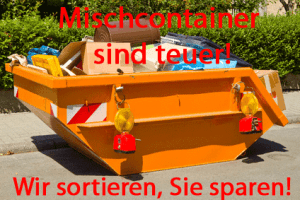 Verzichten Sie auf teure Container bei einer Entrümpelung in Köln Flittard