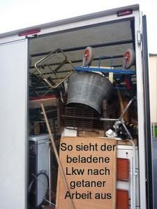 Wohnungsauflösung Köln Buchheim